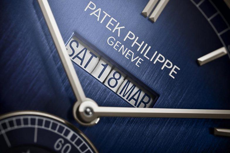 Вечная красота Patek Philippe In-line Perpetual Calendar
