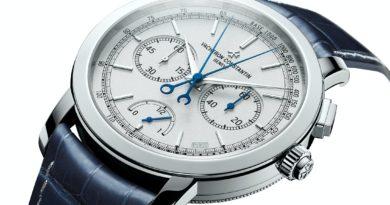 Vacheron Constantin Traditionnelle Split-Second Chronograph – часовое искусство во плоти