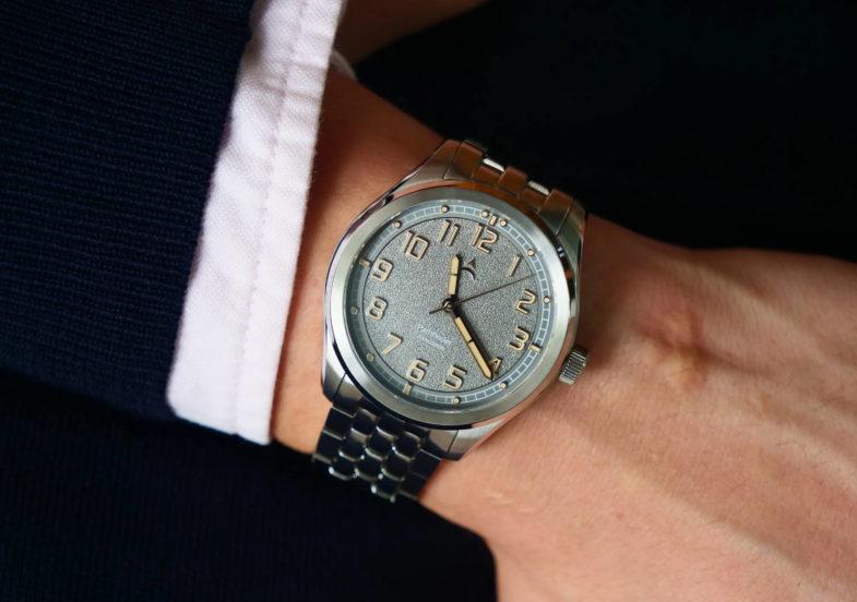 Axios Pathfinder – полевые часы вдохновлённые «Грязной дюжиной»