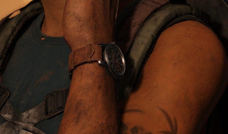 Hamilton в игре Far Cry 6