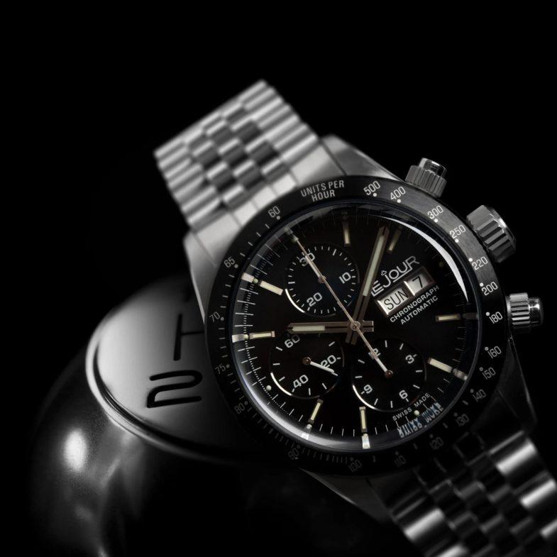 Le Jour Le Mans Chronograph - Gentlemen, start your engines!