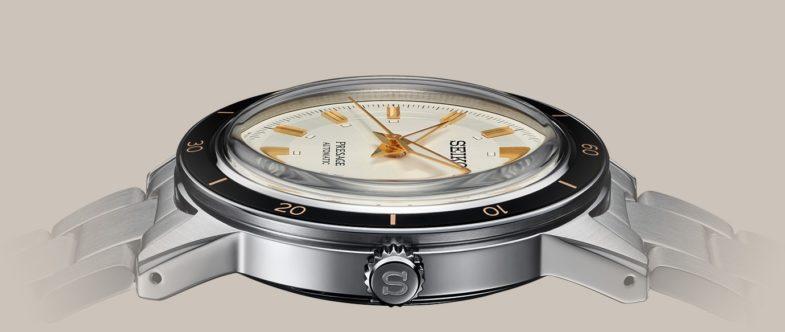 Seiko Presage Style 60 новая коллекция-переосмысление Crown Chronograph