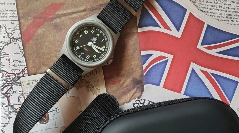 Обзор Cooper Pathfinder, модели вдохновлённой часами британской армии
