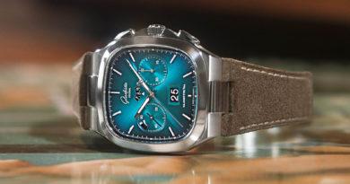 Glashütte Original Seventies Chronograph Panorama Date 2021 Limited Edition