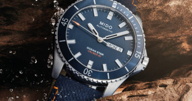 Mido Ocean Star 200 Red Bull Cliff Diving Limited Edition