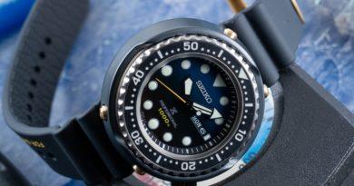 Seiko Prospex 1986 Quartz Diver's 35th Anniversary Limited Edition – титановый «тунец» в керамической броне