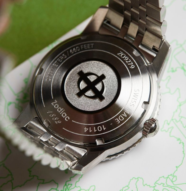 Неоновый дуэт Zodiac Super Sea Wolf 53