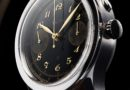 Baltic Watches Pulsometer Chronograph Monopusher для Only Watch