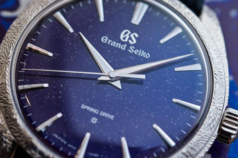 Grand Seiko 140th AnniversaryLimited Edition – небо полное звёзд