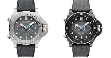 Две модели Panerai в честь нового посла бренда