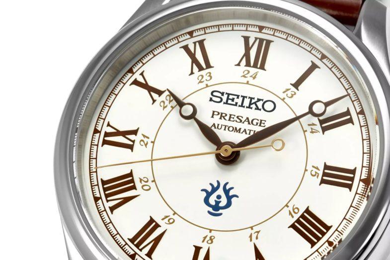 Seiko Presage, посвященные «Небесному замку Лапута»