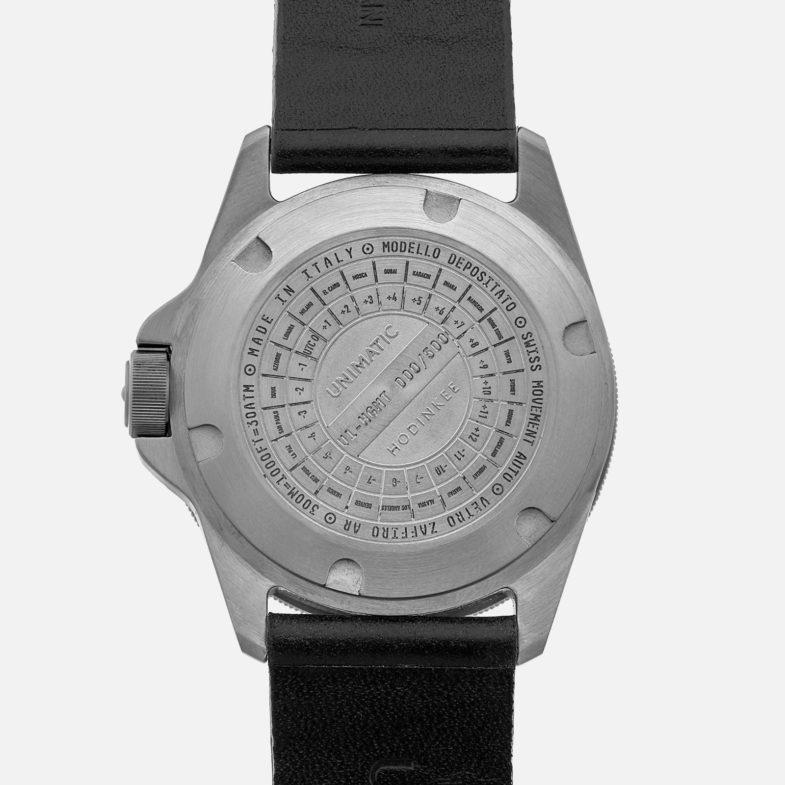Unimatic × Hodinkee H Series Limited Edition - В небесах, на земле и в глубинах