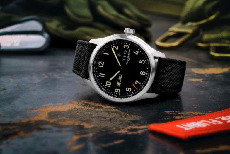 Индийская космическая коллекция Apogee от Bangalore Watch Company