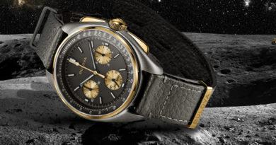 Bulova отмечает 50-летие миссии «Аполлон-15» лимитированным изданием