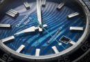 Christopher Ward C60 #tide – модель с вкраплением переработанных материалов