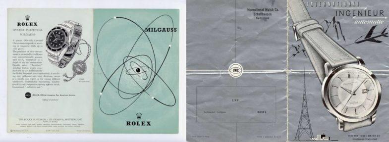 Eberhard Scientigraf – «антимагнитное» переиздание