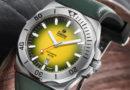 Еще больше цвета для Tutima M2 Seven Seas S
