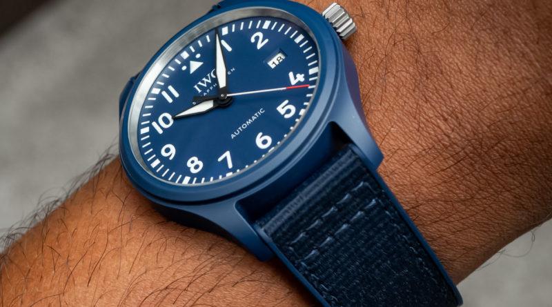 IWC Pilot's Watch Automatic Edition «Laureus Sport for Good»