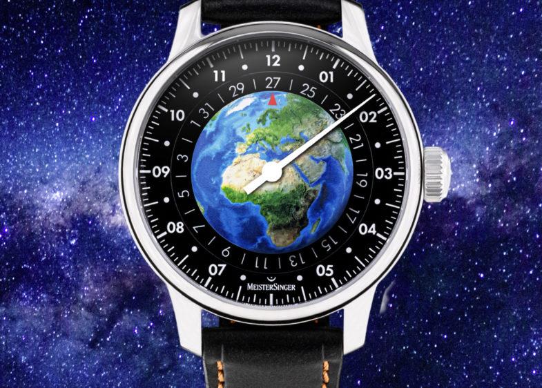 MeisterSinger Edition Planet Earth – однострелочный «хранитель Земли»