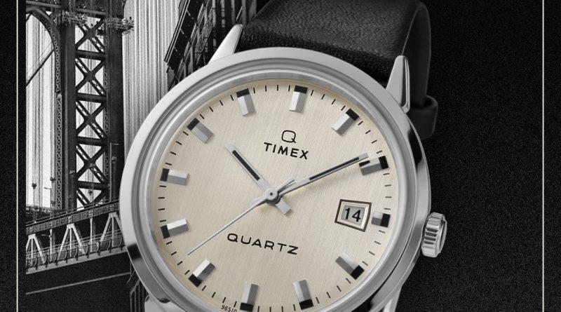 Очередное кварцевое ретро Q Timex 1978 Reissue
