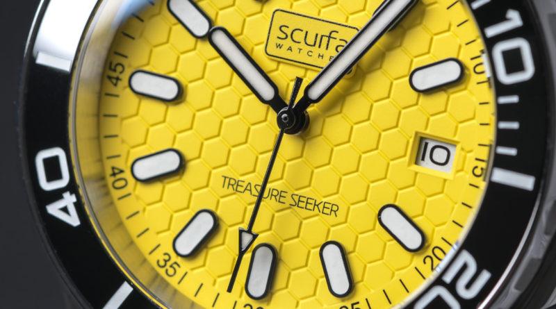 Scurfa Treasure Seeker – охотник за подводными сокровищами