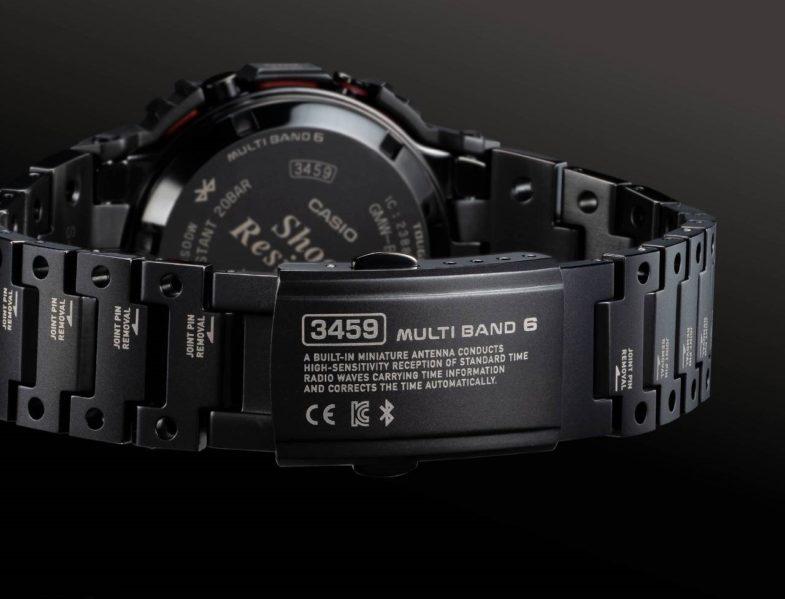 G-Shock GMW-B5000TVA-1 – MechWarrior