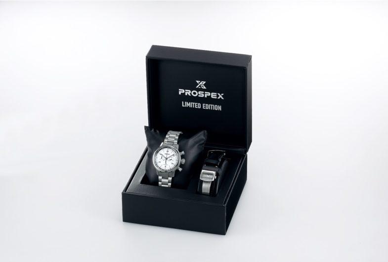 «Автоматические» и «солнечные» модели коллекции Seiko Prospex Speedtimer